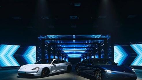 Porsche Taycan về Việt Nam