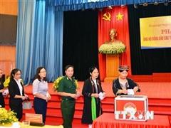 Tuyên Quang phát động thi đua thực hiện Nghị quyết Đại hội Đảng
