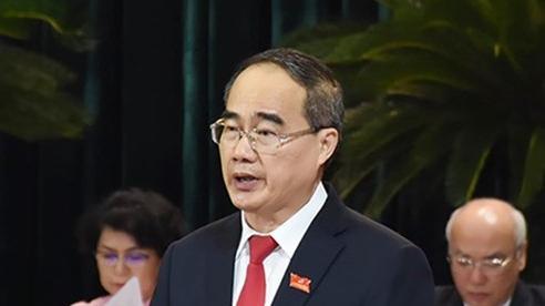 Ông Nguyễn Thiện Nhân theo dõi, chỉ đạo Đảng bộ TP.HCM đến hết Đại hội XIII của Đảng