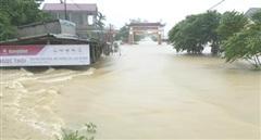 Tập trung triển khai đồng loạt các biện pháp cấp bách ứng phó mưa lũ