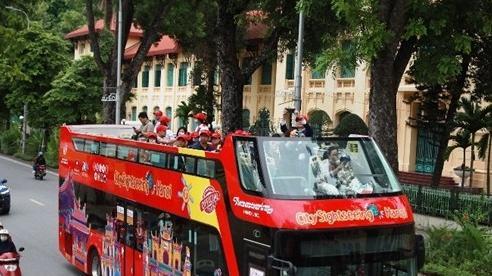 Hà Nội sẽ mở thêm tuyến xe tham quan 2 tầng 'City Sightseeing Hanoi'