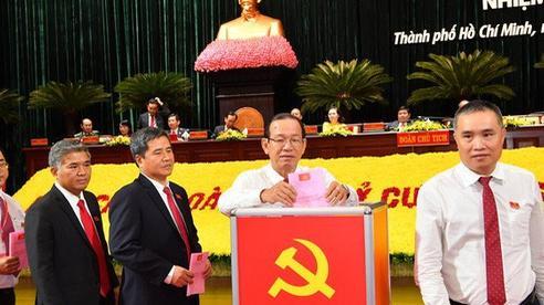 Công bố danh sách Ban Chấp hành Đảng bộ TP HCM khóa mới