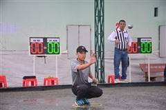 154 VĐV tranh tài Giải bi sắt vô địch trẻ và thiếu niên Quốc gia 2020