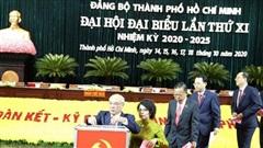 Danh sách 61 Ủy viên Ban Chấp hành Đảng bộ TP.HCM nhiệm kỳ 2020 -2025