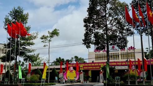Khai mạc phiên trù bị Đại hội Đảng bộ tỉnh Đồng Tháp