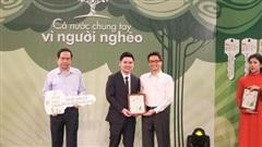 CLB bóng đá Hà Nội ủng hộ 1 tỷ đồng cho Quỹ Vì người nghèo