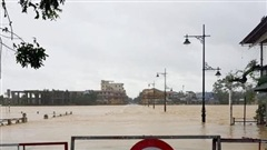 Thừa Thiên Huế sơ tán gần 3.000 hộ đến nơi an toàn phòng tránh lũ