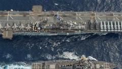 Chuyên gia Mỹ: Hải quân Mỹ suy yếu với chiến thuật mới