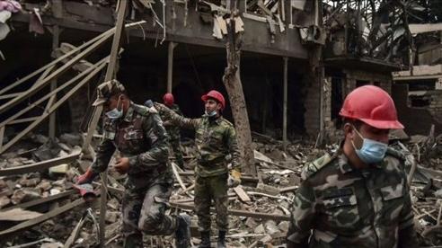 Vừa đạt thỏa thuận ngừng bắn mới, Armenia và Azerbaijan lại cáo buộc nhau vi phạm