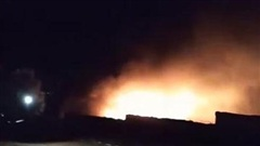 Tin tức quân sự mới nóng nhất ngày 18/10: Nga không kích đốt rụi kho đạn của khủng bố