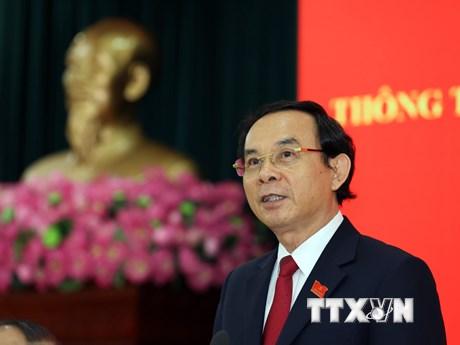 Nỗ lực để xứng đáng với vai trò, trách nhiệm của Đảng bộ TP.HCM