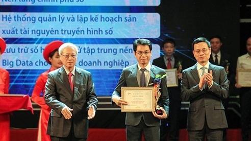 40 sản phẩm, giải pháp 'Make in Vietnam' xuất sắc góp phần đẩy nhanh chuyển đổi số