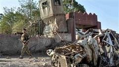 Afghanistan: Đánh bom tại trụ sở cảnh sát, nhiều người thương vong