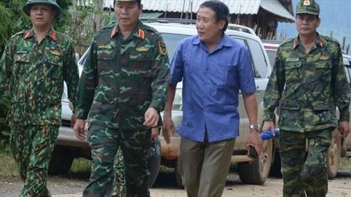 Khẩn trương mở đường vào tìm kiếm các cán bộ, chiến sĩ Đoàn 337 mất tích ở Quảng Trị