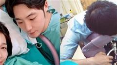 Pha Lê sinh con gái đầu lòng, tiết lộ phản ứng đặc biệt của ông xã người Hàn