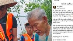 Xuất hiện tài khoản Facebook mạo danh ca sĩ Thuỷ Tiên để nhận tiền quyên góp cứu trợ