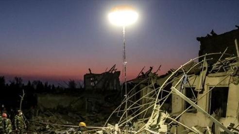 Xung đột ở Nagorno-Karabakh: Armenia và Azerbaijan nhất trí lệnh ngừng bắn mới