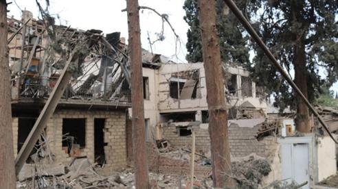 Hy vọng vừa nhen nhóm, xung đột Nagorny-Karabakh đã leo thang