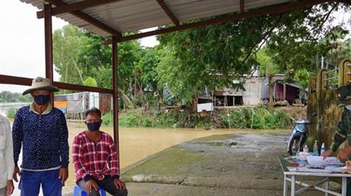 BĐBP Đồng Tháp phát hiện 29 người nhập cảnh trái phép bằng đường sông