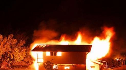 Quảng Ninh: Điều tra vụ vợ phóng hỏa đốt nhà để giết chồng rồi tự sát