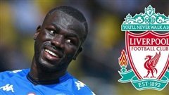 Liverpool vung tiền mua Koulibaly thay Van Dijk