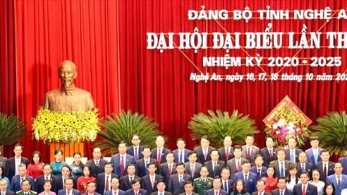 Đưa Nghệ An sớm trở thành tỉnh khá của miền Bắc và cả nước