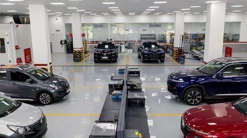 Nhiều mẫu ôtô giảm 100% phí trước bạ
