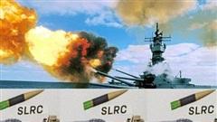 Mỹ khoe siêu pháo ngàn dặm từ Biển Bắc bắn tới Moscow