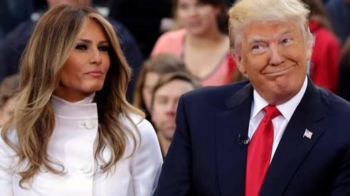 5 lần hiếm hoi Đệ nhất phu nhân Melania Trump bất đồng quan điểm với chồng