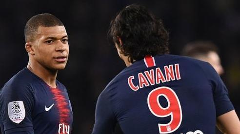 Mbappe cảnh báo Cavani trước đại chiến PSG đấu MU