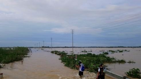 Mưa lũ kéo dài, Thừa Thiên – Huế thiệt hại khoảng 1.126 tỷ đồng