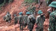 40 giờ khẩn trương tìm kiếm 22 nạn nhân sạt lở đất ở Hướng Hóa - Quảng Trị
