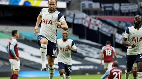 Rượt đuổi tỉ số điên rồ, Tottenham ngỡ ngàng vuột chiến thắng trước West Ham