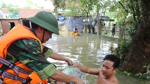 Xuất cấp 4.000 tấn gạo hỗ trợ 4 tỉnh miền Trung