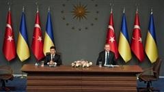 Kiev trông chờ vô ích vào Ankara