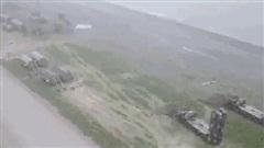 Radar của S-400 Nga tại Crimea bị tấn công: Nguy hại thực sự - Tiêm kích cất cánh chặn đầu