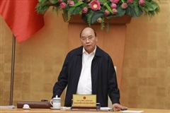 Thủ tướng Nguyễn Xuân Phúc: Không để dân đói rét, lâm vào cảnh màn trời chiếu đất