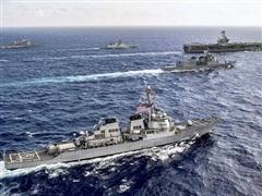 Ấn Độ mời Australia tham gia tập trận Malabar cùng với Mỹ, Nhật Bản