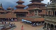 Những ngày mưa gió tại Nepal