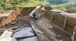 Thủy lợi hơn 119 tỷ đồng vừa khắc phục xong đã tiếp tục 'tan hoang'