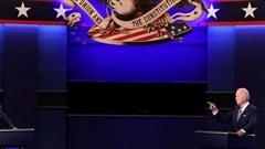 Tắt micro trong tranh luận ứng cử viên Tổng thống Mỹ