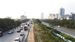 Cải tạo nút giao đường Lê Quang Đạo - đường gom Đại lộ Thăng Long