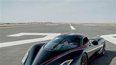 Siêu xe lập kỷ lục tốc độ thế giới 530 km/h có giá gần 2 triệu USD