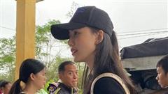 Siêu mẫu Quỳnh Hoa: 'Nếu sợ thị phi khi làm từ thiện thì chẳng cứu được ai'