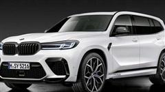 'Trùm cuối' BMW X8 M ra mắt cuối năm sau, dùng động cơ V8 mạnh nhất lịch sử