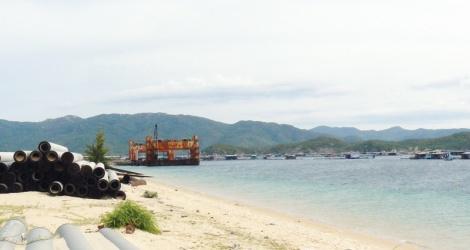 Tổng công ty Hàng hải 'mắc cạn' với Dự án cảng Vân Phong