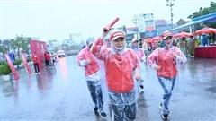 Sabeco trích 1 tỷ đồng từ chương trình gây quỹ chạy tiếp sức 'Lên cùng Việt Nam' hỗ trợ đồng bào lũ lụt miền Trung