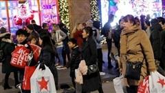 Đại dịch COVID-19 đe dọa mùa mua sắm cuối năm tại Mỹ