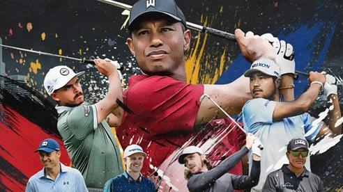 Tiger Woods quyết bảo vệ ngôi vương Zozo Championship