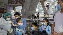 Thái Lan đón đoàn khách quốc tế đầu tiên sau 7 tháng